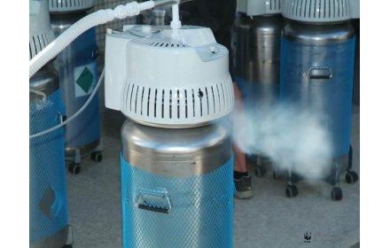 Cuves Oxygène liquide